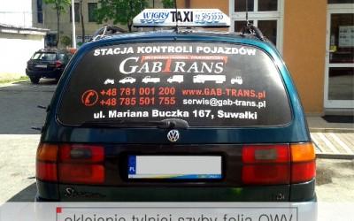 Gabtrans TAXI